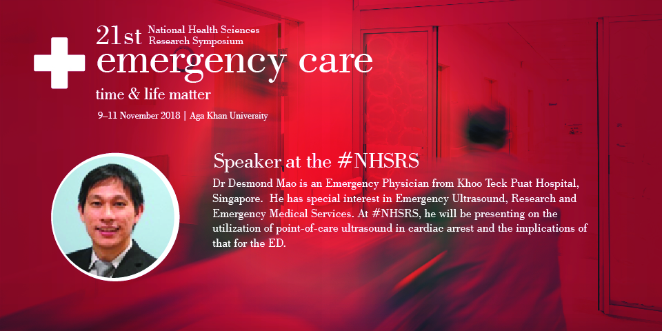 Invited Speakers | 21st NHSRS | The Aga Khan University