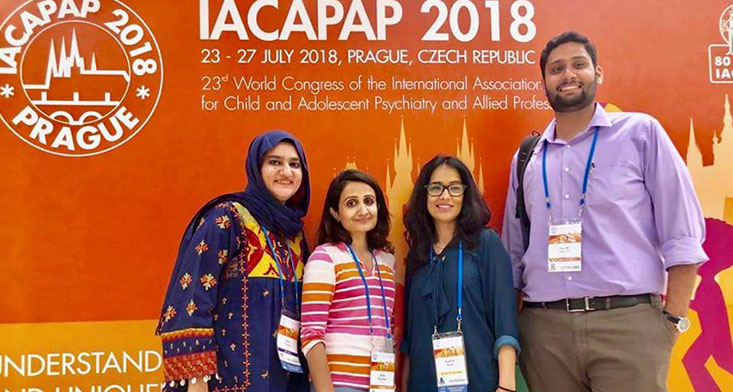 Top awards for our trio of young psychiatrists | The Aga